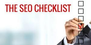 Checklist SEO real etsate