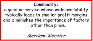 commodity agents
